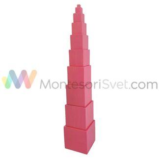 montesori-roze-kula