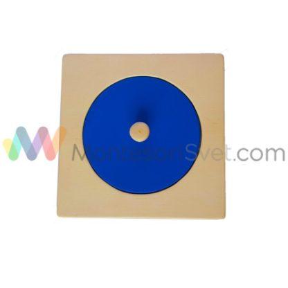 umetaljka-krug-plave-boje