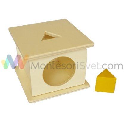 drvena-kutija-za-ubacivanje-trostrane-prizme