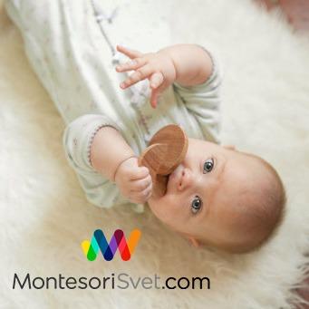 spojeni diskovi za bebe