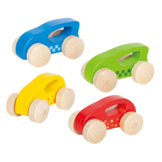 Hape Hape Little Auto Wooden Cars