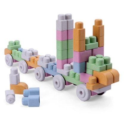 bio plastic kids blocks