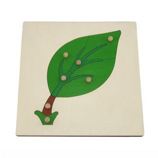 montessori-puzzle-leaf